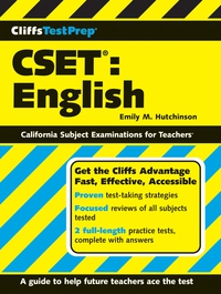 CliffsTestPrep® CSET: English mastering english prepositions