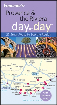 Frommer?s® Provence & the Riviera Day by DayTM lukyanenko s the day watch