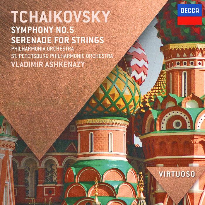 Vladimir Ashkenazy. Tchaikovsky. Symphony No. 5
