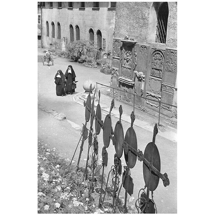 Henri Cartier-Bresson. Europeans.