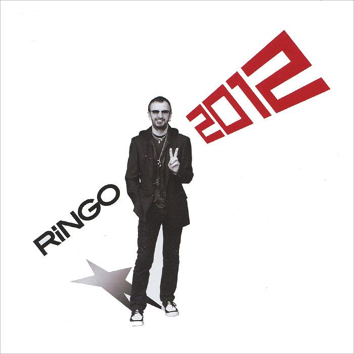 Ринго Старр Ringo Starr. Ringo 2012 ringo starr prague