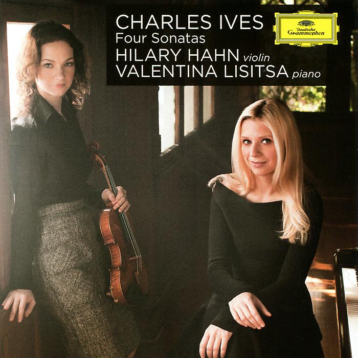 Hilary Hahn, Valentina Lisitsa. Ives. Four Sonatas