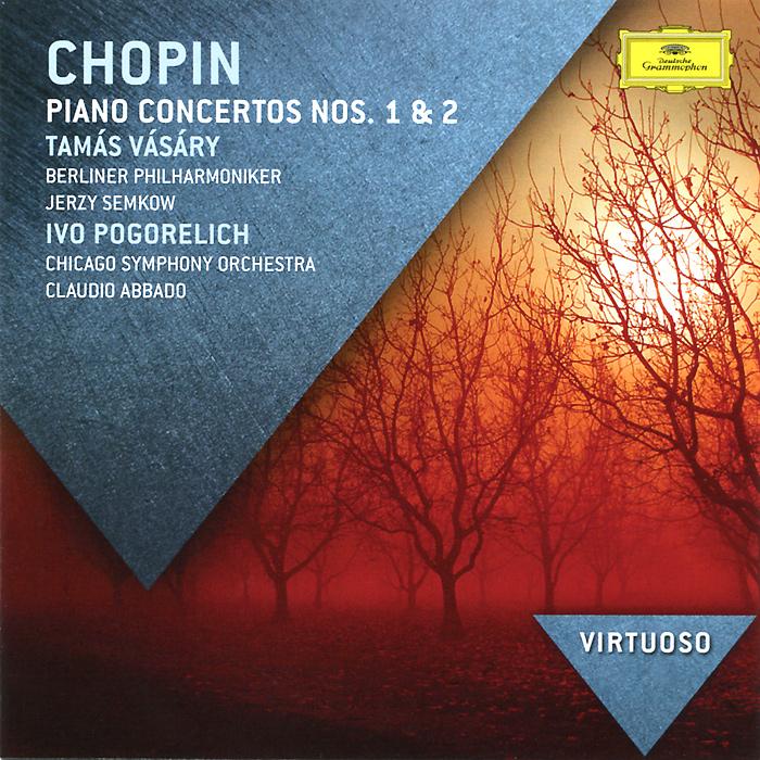 Ivo Pogorelich. Chopin. Piano Concertos Nos. 1 & 2 chopin chopinmartha argerich piano concertos nos 1 2 lp