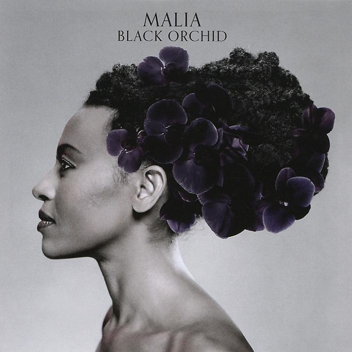 Malia. Black Orchid (LP)
