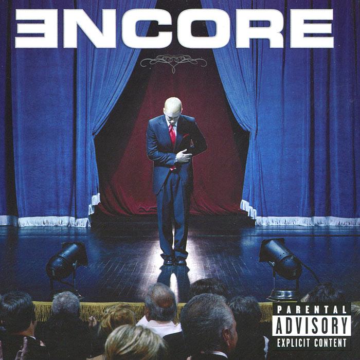 Эминем Eminem. Encore encore