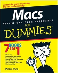 Macs All–in–One Desk Reference For Dummies® building web sites all–in–one desk reference for dummies®