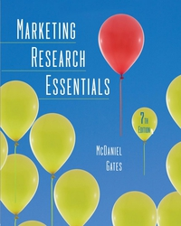 Marketing Research Essentials marketing research