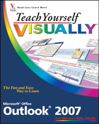 Teach Yourself VISUALLYTM Outlook® 2007 teach yourself change and crisis management