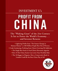 Investment University?s Profit from China