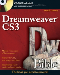 Dreamweaver? CS3 Bible