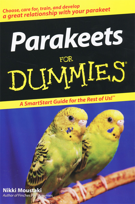 Parakeets For Dummies starting a business for dummies