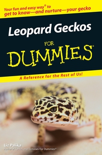 Leopard Geckos For Dummies®