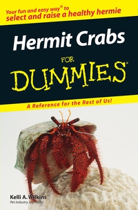 Hermit Crabs For Dummies® david ciccarelli voice acting for dummies