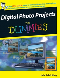 Digital Photo Projects For Dummies® dwight spivey ipad for seniors for dummies