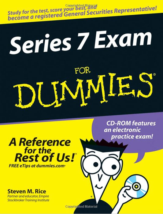 Series 7 Exam For Dummies® dwight spivey iphone for seniors for dummies