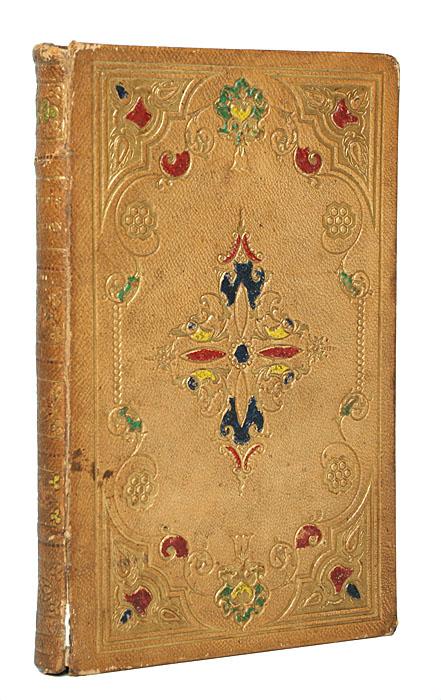 Мармион. Повесть о битве при ФлодденеFILTER 007Лондон, 1839 год. Издатель William Smith. Владельческий цельнокожаный переплет с золотым тиснением. Круговой золотой обрез. Сохранность хорошая.Поэма, или роман в стихах Вальтера Скотта Мармион является самым большим по объему из поэтических произведений Чародея Севера - так называли в Англии писателя после выхода в свет его Песен шотландской границы и Песни последнего менестреля. Но именно Мармион вознес Скотта на вершину его поэтической славы.Издание не подлежит вывозу за пределы Российской Федерации.