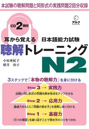 Подготовка к аудированию по квалификационному экзамену японскому языку (JLPT) на уровень 2