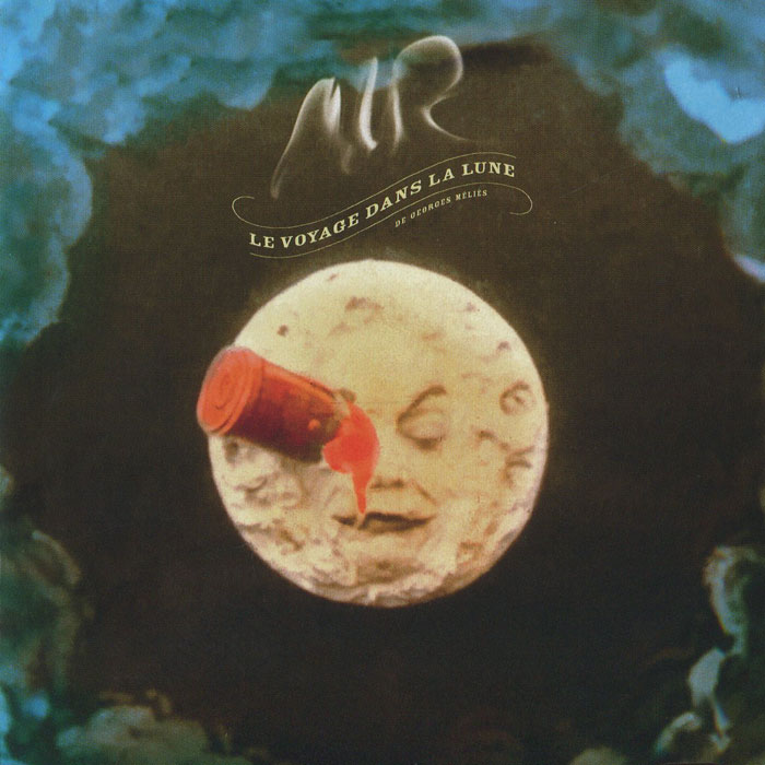 Air Air. Le Voyage Dans La Lune. Limited Edition (CD + DVD)