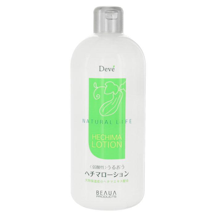 """Лосьон """"Deve"""", с экстрактом люфы, для сухой, нормальной и чувствительной кожи, 500 мл, Shiki-Oriori"""