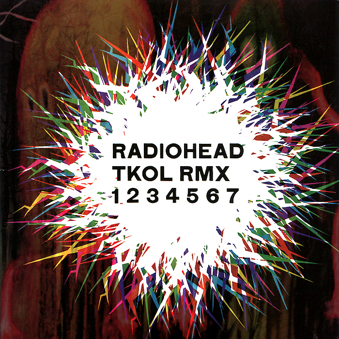Radiohead. Tkol Rmx 1234567 (2 CD)