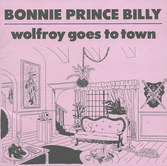 Уилл Олдхэм Bonnie Prince Billy. Wolfroy Goes To Town
