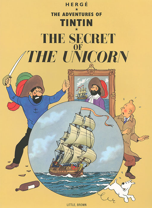The Adventures of Tintin: The Secret of the Unicorn ]the adventures of tintin tintin and the picar
