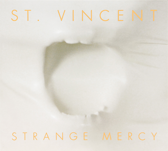 St. Vincent St. Vincent. Strange Mercy st vincent toronto
