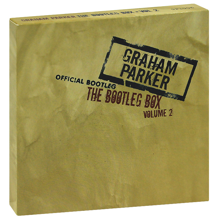Graham Parker. The Bootleg Box. Volume 2 (6 CD)