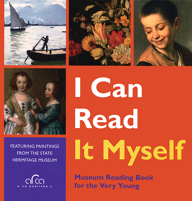 I Can Read it Myself: Museum Reading Book for the Very Young ready to read