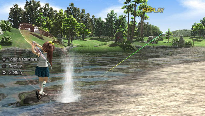 Everybody's Golf (PS Vita) Clap Hanz Ltd.