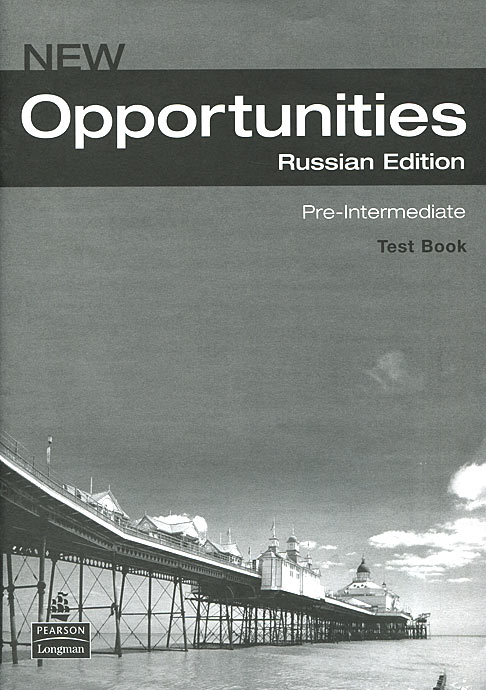 Opportunities Russia: Pre-Intermediate: Test Book enterprise plus grammar book pre intermediate