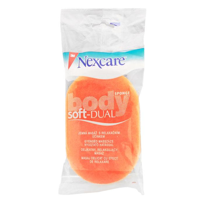 Губка для тела Nexcare, мягкая, массажнаяRN000933176Мягкая массажная губка для тела Nexcare обладает двойным действием. Ухаживает за чувствительными участками кожи мягкой поролоновой стороной, а нежный массажный слой очищает и обновляет кожу. Деликатно отшелушивает отмершие клетки кожи. Способствует лучшему впитыванию кремов, антицеллюлитных средств. Характеристики:Размер губки: 9 см х 13 см х 3 см. Материал: синтетическое волокно. Производитель: Испания. Артикул: NBC23DUO.Товар сертифицирован.
