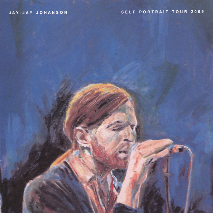 Jay-Jay Johanson. Self-Portrait Tour 2009