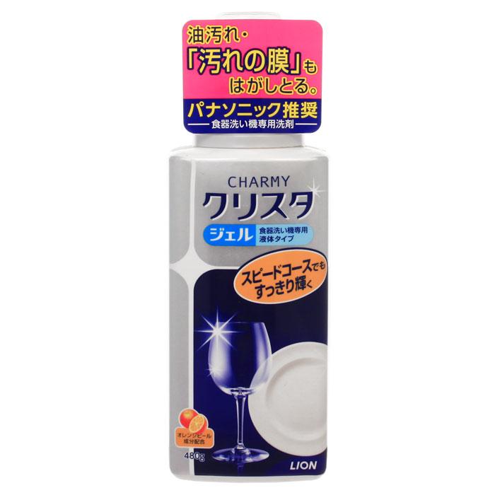 Средство для посудомоечных машин Lion Charmy, 480 г124771Средство Lion Charmy предназначено для мытья посуды в посудомоечной машине.Меры предосторожности: использовать средство только по назначению. Хранить в недоступном для детей месте. Не смешивать с другими средствами. Перед использованием, внимательно ознакомьтесь с инструкцией вашей посудомоечной машины.Характеристики: Вес: 480 г. Производитель: Япония. Артикул: 124771. Японская бытовая химия - это эффективность, высочайшее качество, экономичность и безопасность применения.Компания Lion, основанная в октябре 1891 г, является одним из лидеров в Японии по производству косметической продукции и бытовой химии. Четыре исследовательских центра компании постоянно занимаются разработкой новой продукции, а также совершенствованием уже имеющейся. Компания Lion стремиться к тому, чтобы делать жизнь людей счастливее и радостнее.Как выбрать качественную бытовую химию, безопасную для природы и людей. Статья OZON Гид