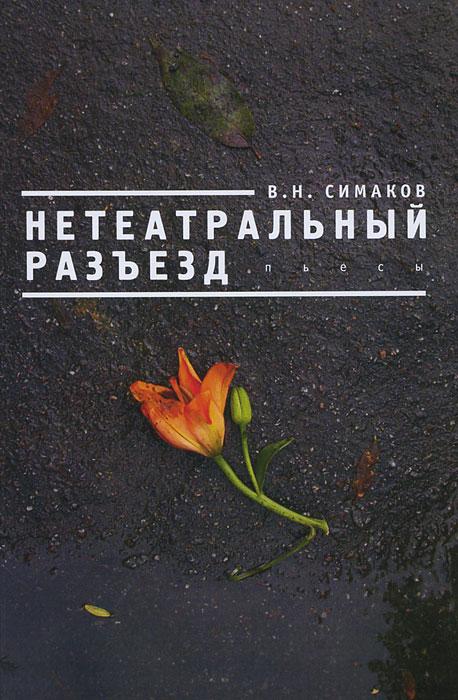В. Н. Симаков Нетеатральный разъезд о н калинина основы аэрокосмофотосъемки