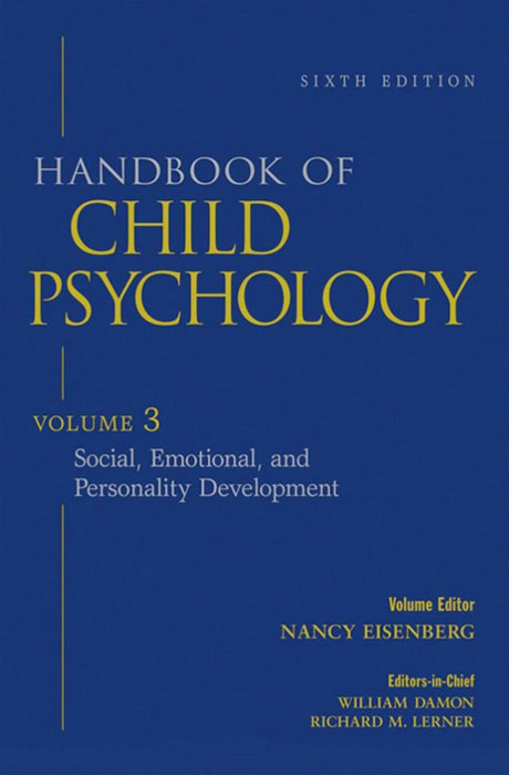 Handbook of Child Psychology: Volume 3: Social, Emotional, and Personality Development the handbook of translation and cognition