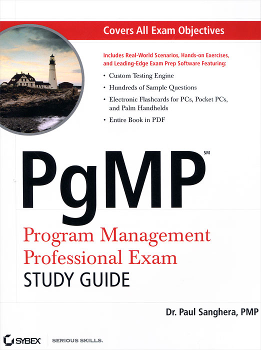 PgMPSM: Program Management Professional Exam Study Guide (+ CD-ROM) evaluation of tuberculosis dot program case detection and management