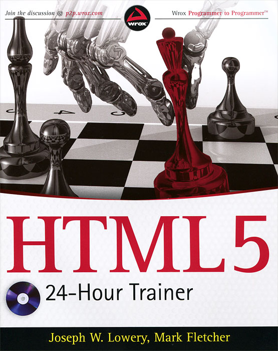 HTML5 24-Hour Trainer (+ DVD-ROM) jeremy osborn html5 digital classroom book and video training