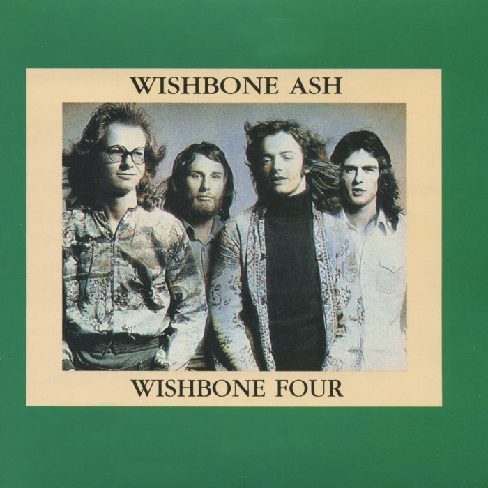 Wishbone Ash. Wishbone Four