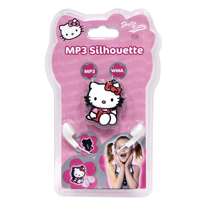 MP3-плеер Hello Kitty, 2 Gb. HEM060C mp3 плеер cowon plenue 1 128gb gold