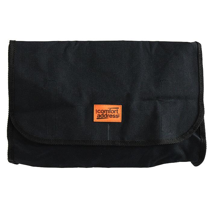 Сумка Mesto, цвет: черный, 25 х 10 х 25 см.bag 011На создание этой сумки, натолкнула нехватка удобных багажных сумок.Сумка Mesto - первая ласточка в серии багажных сумок. Она поможет решить проблему хранения небольших предметов в багажнике автомобиля. Сумка крепится на липучке в любое место багажника (держится крепко). Подходит только для багажников обшитых тканью. Багажные сумки с каждым годом все больше и больше пользуются популярностью у авто-владельцев а, качество ткани и стильный дизайн удовлетворит даже обладателей дорогих автомобилей. Багажные сумки помогут решить проблему хранения небольших предметов в багажнике автомобиля. Характеристики: Материал:непромокаемая ткань ПВХ 600D. Размер:25 см х 10 см х 25 см. Цвет:черный. Производитель:Россия. Артикул:bag 011.