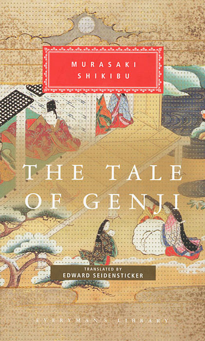 цена The Tale of Genji