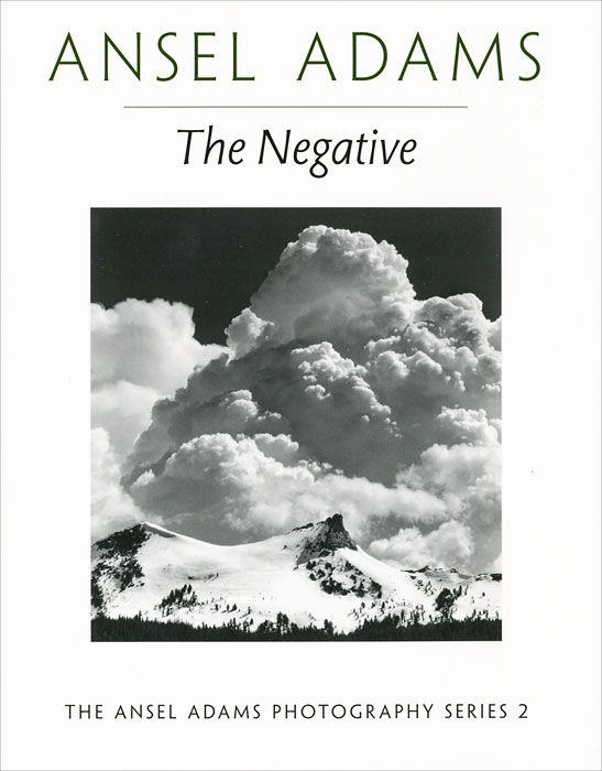 The Negative ansel adams in the canadian rockies