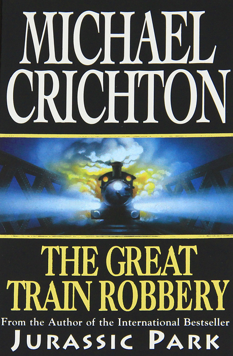 The Great Train Robbery mantra dali 0084