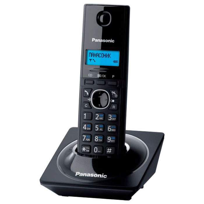 Panasonic KX-TG1711 RUB - Радиотелефоны DECT