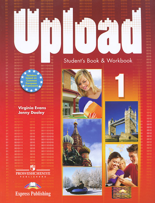 Virginia Evans, Jenny Dooley Upload 1: Student Book & Workbook american english file level 4 student book