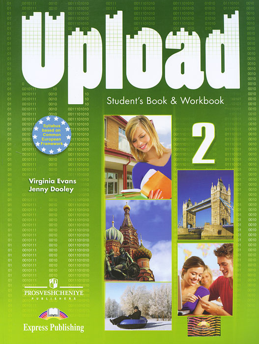 Virginia Evans, Jenny Dooley Upload 2: Student Book & Workbook english in mind 2 student s book