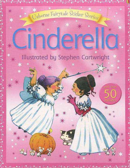 Cinderella story of london sticker book
