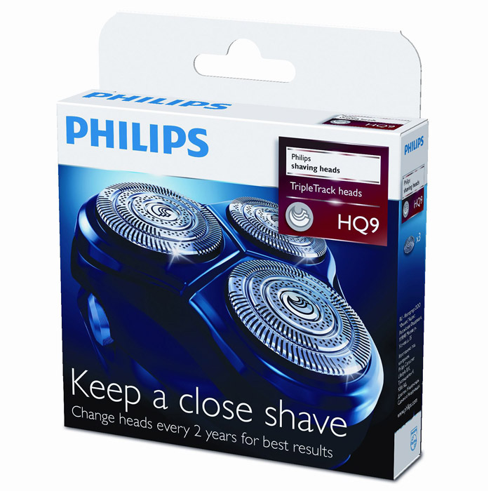 Philips HQ 9/50 бритвенные головки, 3 шт.