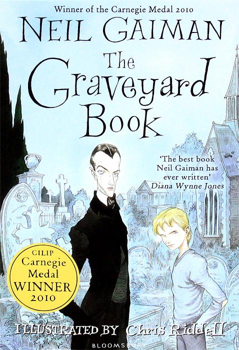 Купить The Graveyard Book,